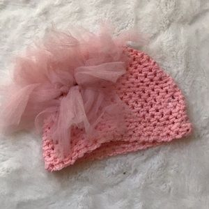 ⭐️5 for $25!⭐️ 🎀 Mudpie baby girl hat 🎀